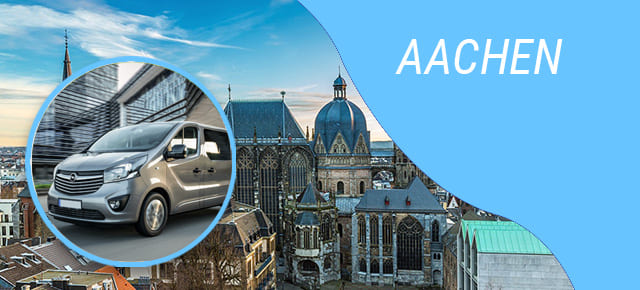 Transport Persoane catre Aachen