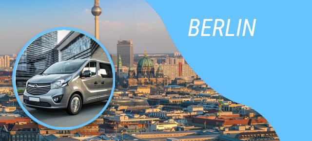 Transport Persoane catre Berlin
