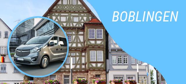 Transport Persoane catre Boblingen