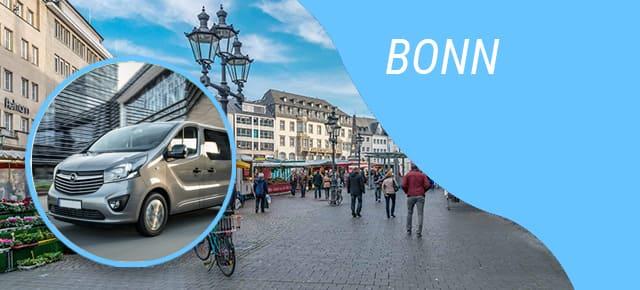 Transport Persoane catre Bonn