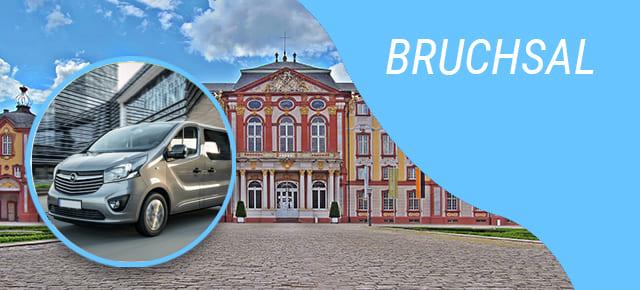 Transport Romania Bruchsal