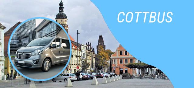 Transport Romania Cottbus