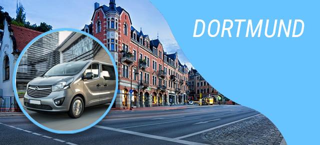 Transport Romania Dortmund