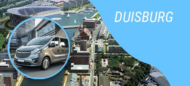 Transport Romania Duisburg