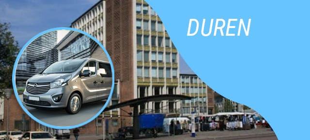 Transport Romania Duren