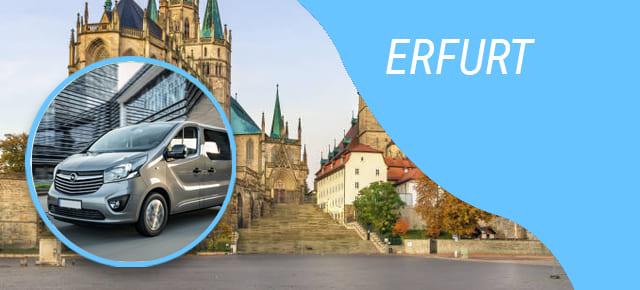 Transport Romania Erfurt