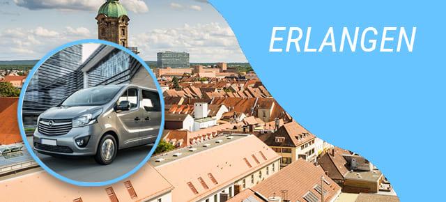 Transport Romania Erlangen
