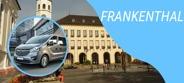 Transport Romania Frankenthal