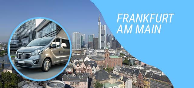 Transport Romania Frankfurt am Main