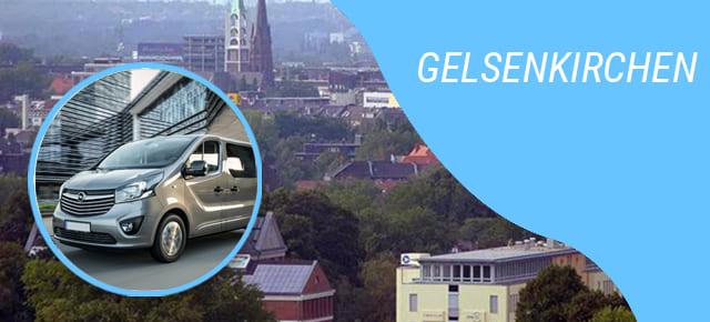 Transport Romania Gelsenkirchen