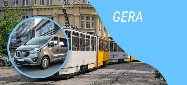Transport Romania Gera