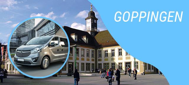 Transport Romania Goppingen