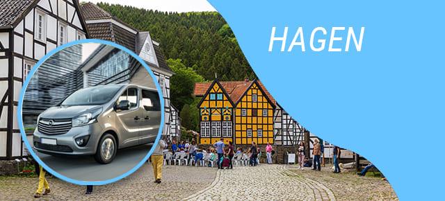 Transport Romania Hagen