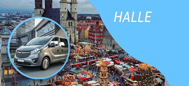 Transport Romania Halle