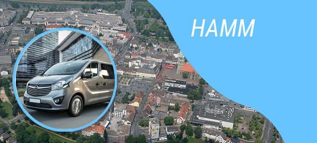 Transport Romania Hamm