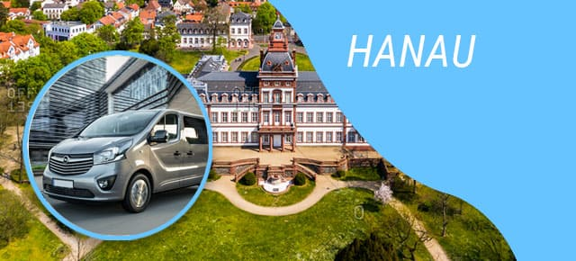 Transport Romania Hanau