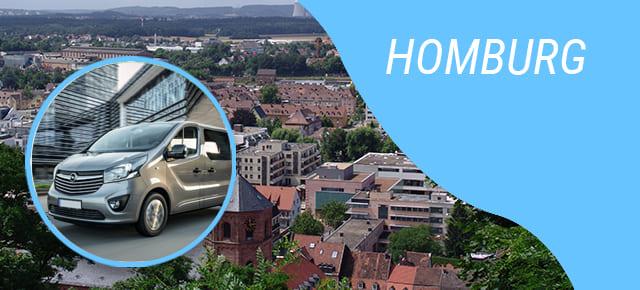 Transport Romania Homburg