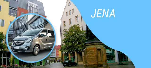 Transport Romania Jena