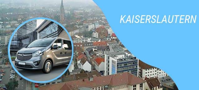 Transport Romania Kaiserslautern
