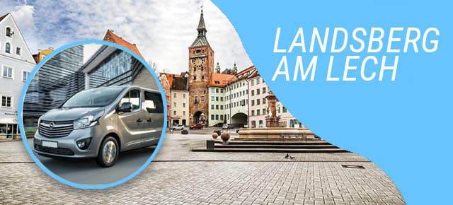Transport Romania Landsberg am Lech