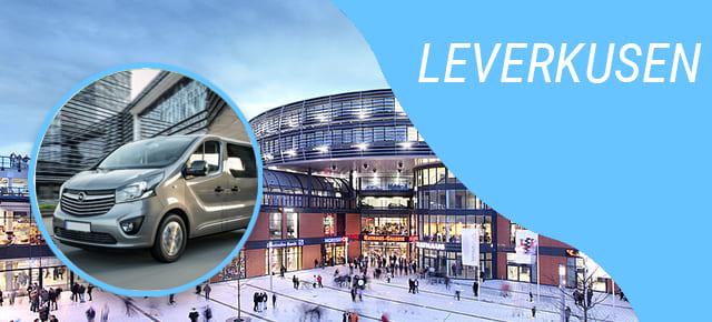 Transport Romania Leverkusen