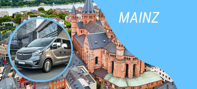 Transport Romania Mainz