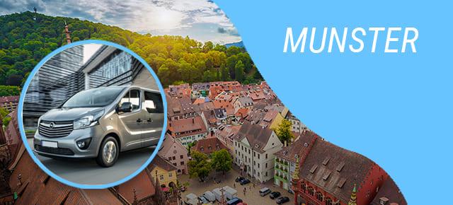 Transport Romania Munster