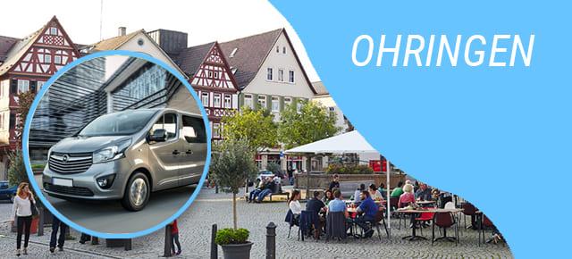 Transport Romania Ohringen