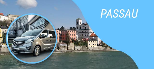 Transport Romania Passau