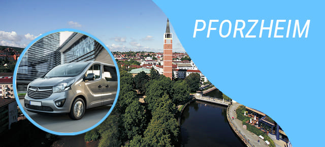 Transport Romania Pforzheim