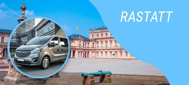 Transport Romania Rastatt