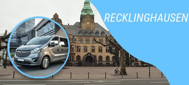 Transport Romania Recklinghausen