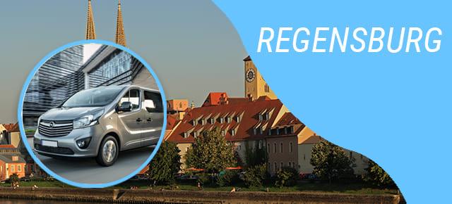 Transport Romania Regensburg