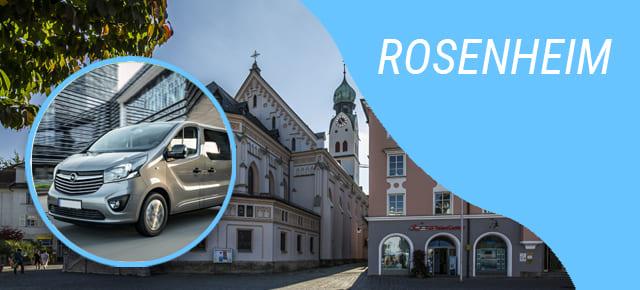 Transport Romania Rosenheim