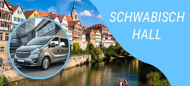 Transport Romania Schwabisch Hall