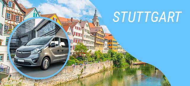 Transport Romania Stuttgart