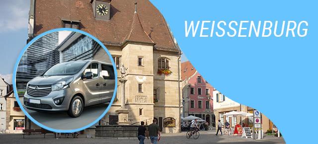 Transport Romania Weissenburg