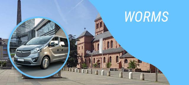 Transport Romania Worms